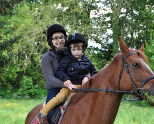 vakantiewoning met paardenstallen