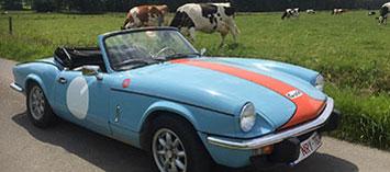 Oldtimer & Porsches