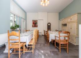 keuken met eetzaal